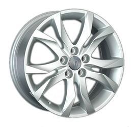 Автомобильный диск литой Replay PG52 7x17 5/108 ET 46 DIA 65,1 Sil