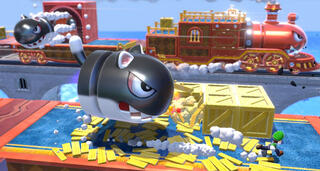 Игра для Wii U Super Mario 3D World