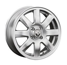 Автомобильный диск литой LegeArtis RN34 6x15 4/100 ET 50 DIA 60,1 Sil