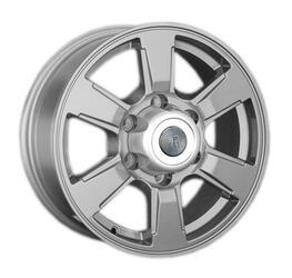 Автомобильный диск литой Replay NS109 7x16 6/139,7 ET 40 DIA 100,1 Sil