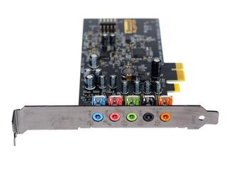 Внутренняя звуковая карта Creative SB AUDIGY FX 5.1