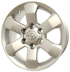 Автомобильный диск Литой LegeArtis TY47 7,5x17 6/139,7 ET 30 DIA 106,1 Sil