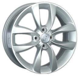 Автомобильный диск литой Replay HND122 6x16 4/100 ET 52 DIA 54,1 Sil