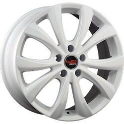 Автомобильный диск Литой LegeArtis MZ23 7,5x18 5/114,3 ET 50 DIA 67,1 White
