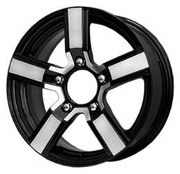 Автомобильный диск литой iFree Райдер 6,5x16 5/139,7 ET 40 DIA 98 Блэк Джек