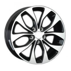 Автомобильный диск литой LegeArtis HND128 6,5x17 5/114,3 ET 48 DIA 67,1 BKF