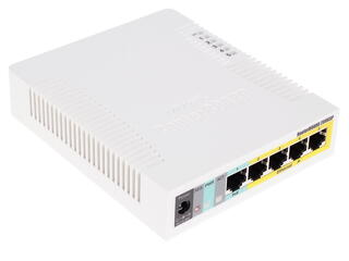 Коммутатор Mikrotik RouterBOARD RB260GSP