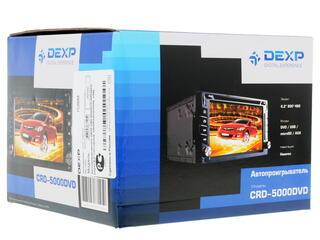 Автопроигрыватель DEXP CRD-5000DVD