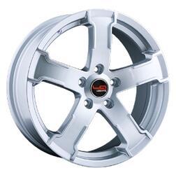 Автомобильный диск Литой LegeArtis MI62 6,5x17 5/114,3 ET 46 DIA 67,1 Sil