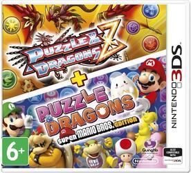 Игра для 3DS Puzzle & Dragons Z + Puzzle & Dragons Super Mario Bros. Edition