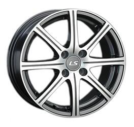 Автомобильный диск Литой LS H3001 6x15 4/100 ET 40 DIA 73,1 GMF