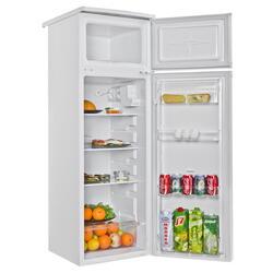 Холодильник с морозильником Саратов 263 белый