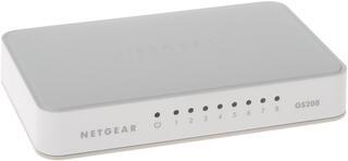 Коммутатор Netgear GS208-100PES