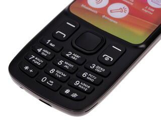 Сотовый телефон Vertex D504 черный