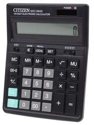 Калькулятор бухгалтерский Citizen SDC-664S