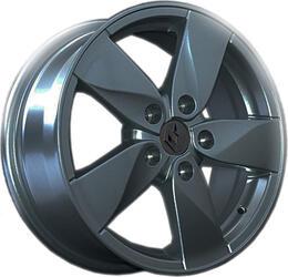 Автомобильный диск литой Replay RN45 6,5x15 5/100 ET 45 DIA 60,1 GM