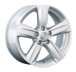 Автомобильный диск литой Replay OPL11 6,5x16 5/105 ET 39 DIA 56,6 Sil