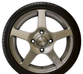 Автомобильный диск Литой Скад Омега 5,5x13 4/98 ET 30 DIA 58,6 Селена