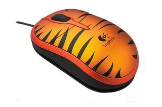 Мышь проводная Logitech Tiger Mouse