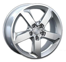 Автомобильный диск литой Replay A52 6,5x16 5/112 ET 33 DIA 57,1 Sil