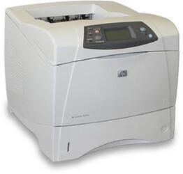 Принтер лазерный HP LaserJet 4300DTN