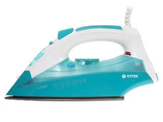 Утюг Vitek VT-1225 G голубой