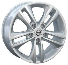Автомобильный диск Литой LegeArtis NS54 6,5x18 5/114,3 ET 40 DIA 66,1 Sil