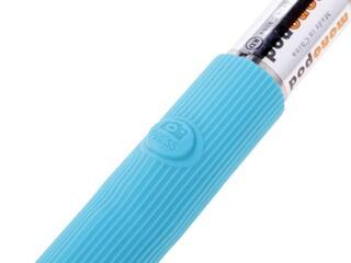 Монопод для селфи Pro Legend с проводком синий