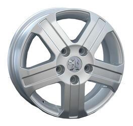 Автомобильный диск Литой Replay PG22 6x16 5/130 ET 68 DIA 78,1 Sil