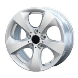 Автомобильный диск Литой Replay B107R 8x17 5/120 ET 43 DIA 72,6 Sil