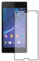 "4.6"" Защитное стекло для смартфона Sony Xperia Z3 Compact"