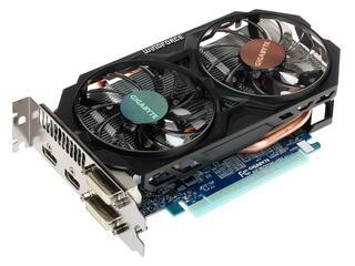 Видеокарта GIGABYTE GeForce GTX 750 Ti [GV-N75TOC-2GI]