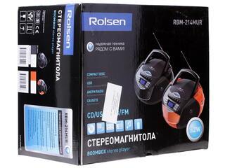 Магнитола Rolsen RBM-214