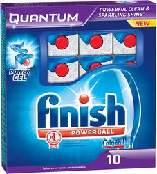 Таблетки для посудомоечных машин FINISH Quantum