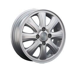 Автомобильный диск Литой Replay NS53 5x14 4/100 ET 46 DIA 60,1 Sil