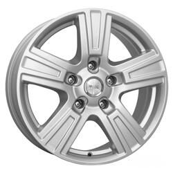 Автомобильный диск  K&K Алыкель 8x17 5/150 ET 38 DIA 110,1 Сильвер