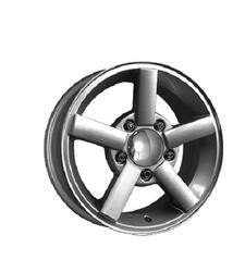 Автомобильный диск Литой K&K Титан-тех 6,5x16 5/139,7 ET 40 DIA 98 графит