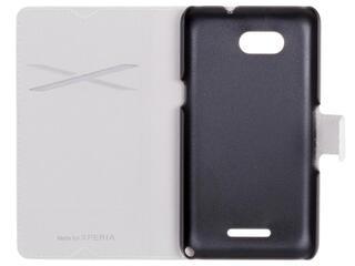 Чехол-книжка  Muvit для смартфона Sony Xperia E4g