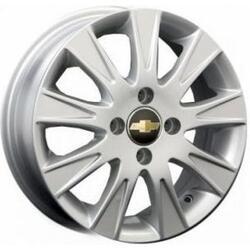 Автомобильный диск Литой Replay GN12R 5,5x14 4/100 ET 49 DIA 56,6 Sil