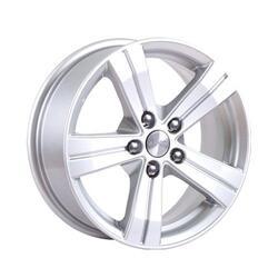 Автомобильный диск Литой Скад Мицар 5,5x14 4/98 ET 38 DIA 58,6 Алмаз вайт