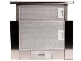 Вытяжка полновстраиваемая KRONAsteel KAMILLA 450 inox 1М серебристый