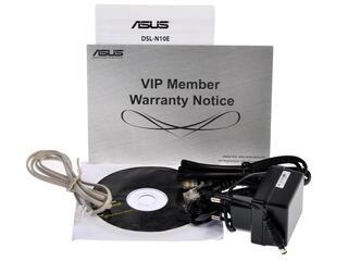 Маршрутизатор ADSL2+ ASUS DSL-N10E