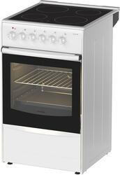 Электрическая плита DARINA 1B EC 341 606 W/SI белый