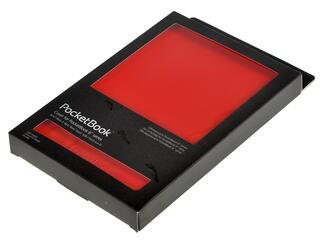 """6"""" Чехол-книжка PocketBook PBPCC-624-RD красный"""