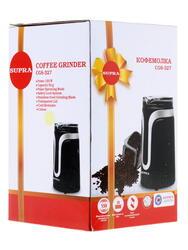 Кофемолка Supra CGS-327 белый