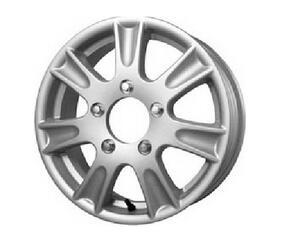 Автомобильный диск Литой Скад Паллада 5,5x16 5/139,7 ET 52,5 DIA 98,5 Гоночный