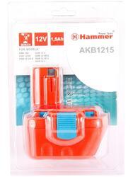 Аккумулятор Hammer AKB1215