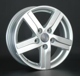 Автомобильный диск литой Replay TY135 6,5x16 5/114,3 ET 39 DIA 60,1 Sil