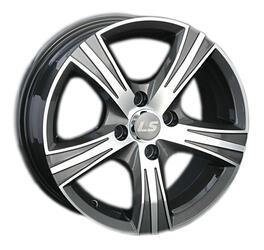 Автомобильный диск Литой LS 259 6,5x15 4/100 ET 40 DIA 73,1 GMF
