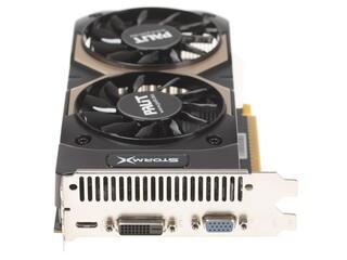 Видеокарта Palit GeForce GTX 750 Ti StormX DUAL [NE5X75TT1341-1073F]